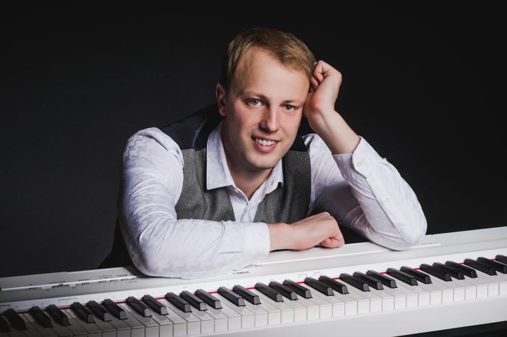 Klaverimängija