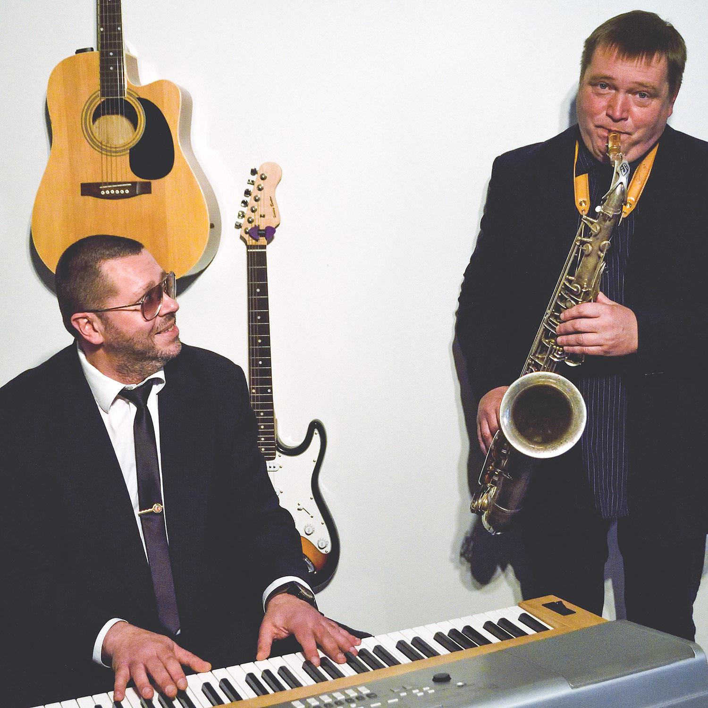 klaver ja saksofon